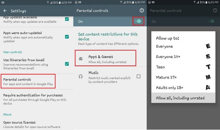 Google Play Tips and Tricks