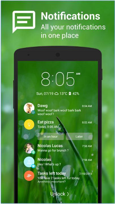 best Lockscreen replacement apps