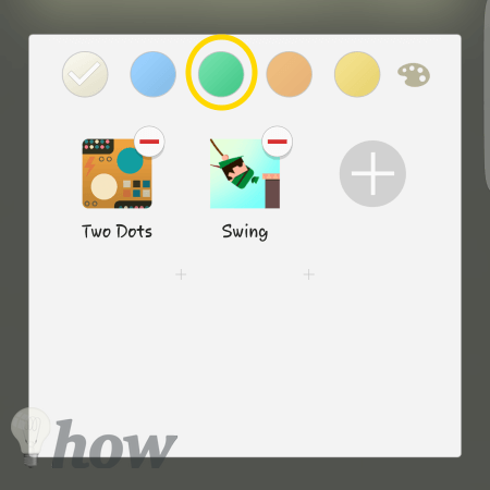 App Tray Folder 6