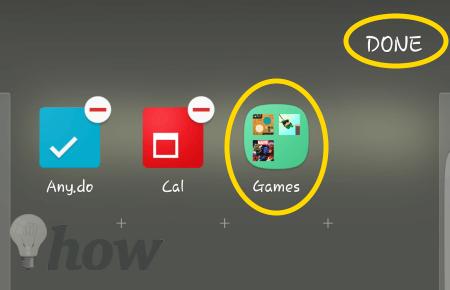 App Tray Folder 9
