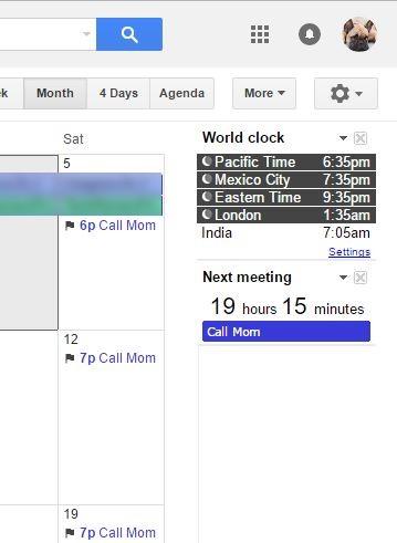 Best Google Calendar Tips Tricks