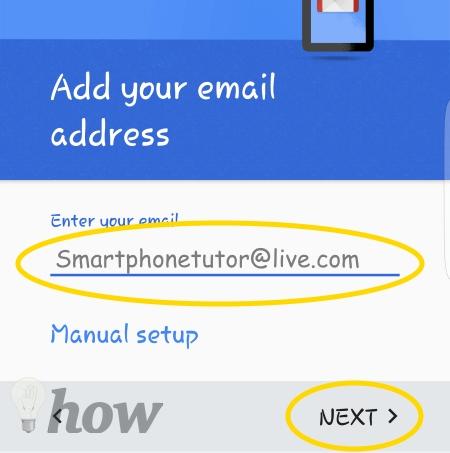 Gmail App 5
