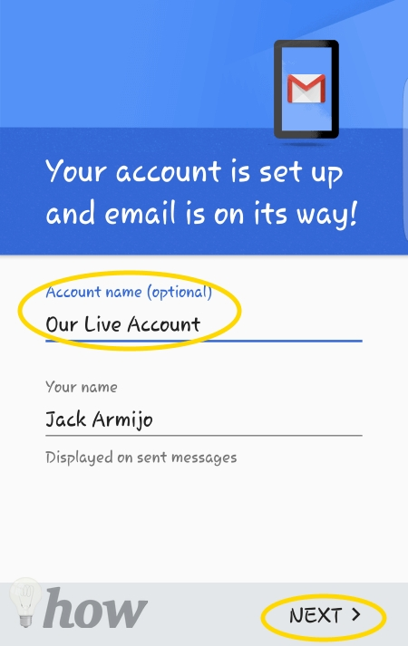 Gmail App 8