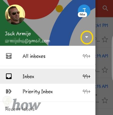 Gmail App 9