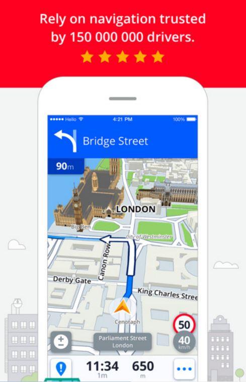 Navigations App iOS