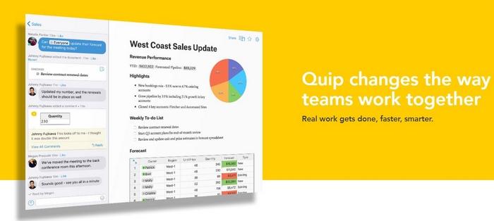 Teams Chat Quip