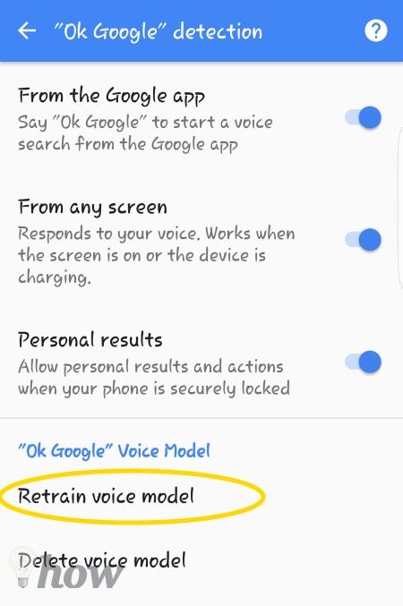 Google Now 6