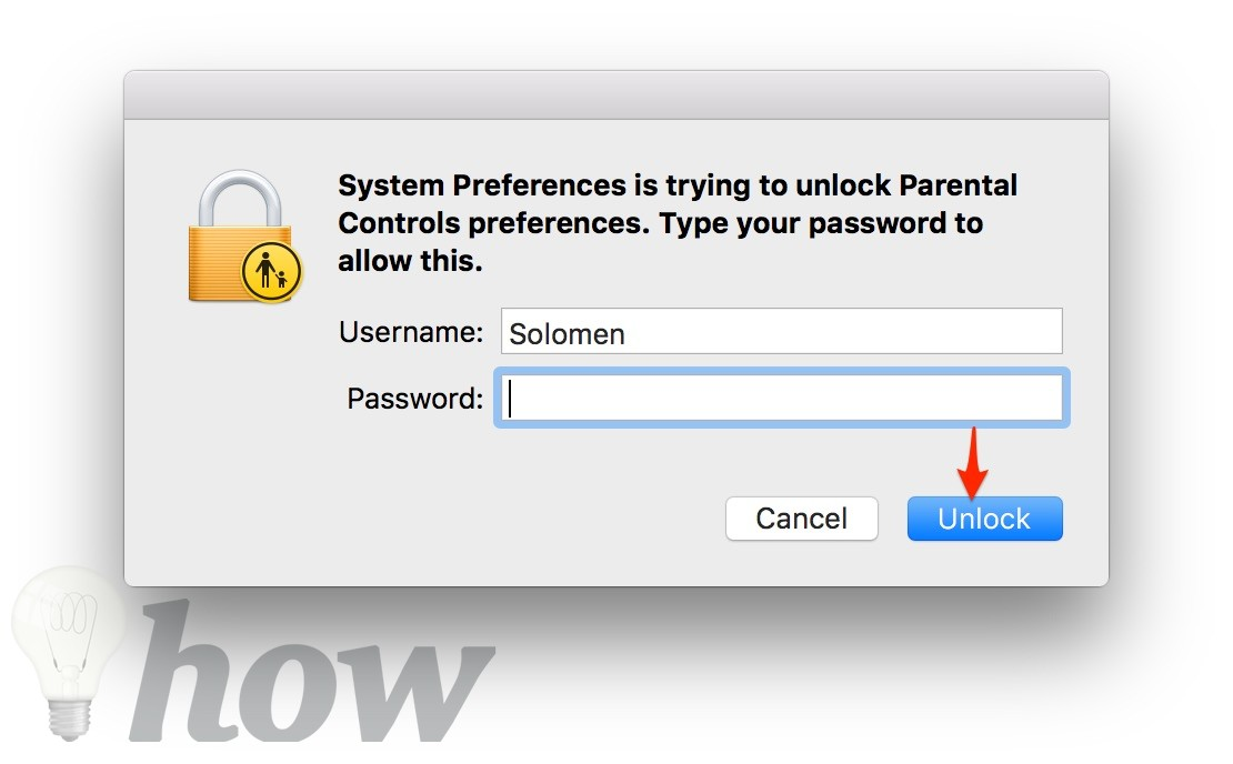 how to block websites on mac 4