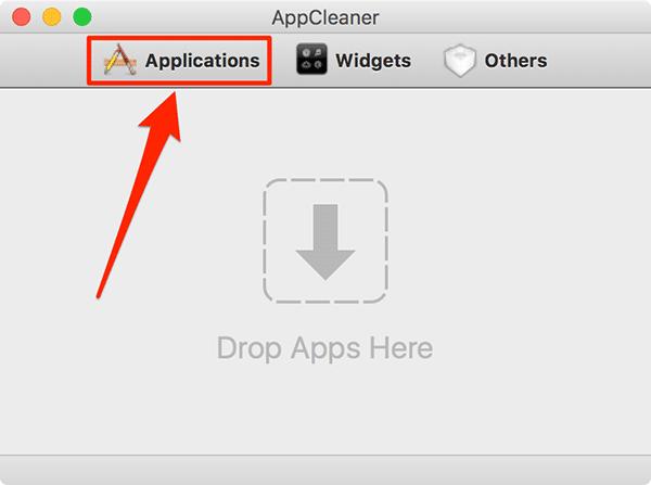 reset all the app settings