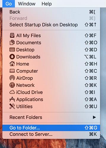 Reset the App Settings