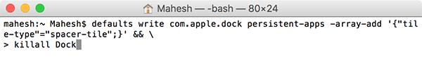 Useful Mac Terminal