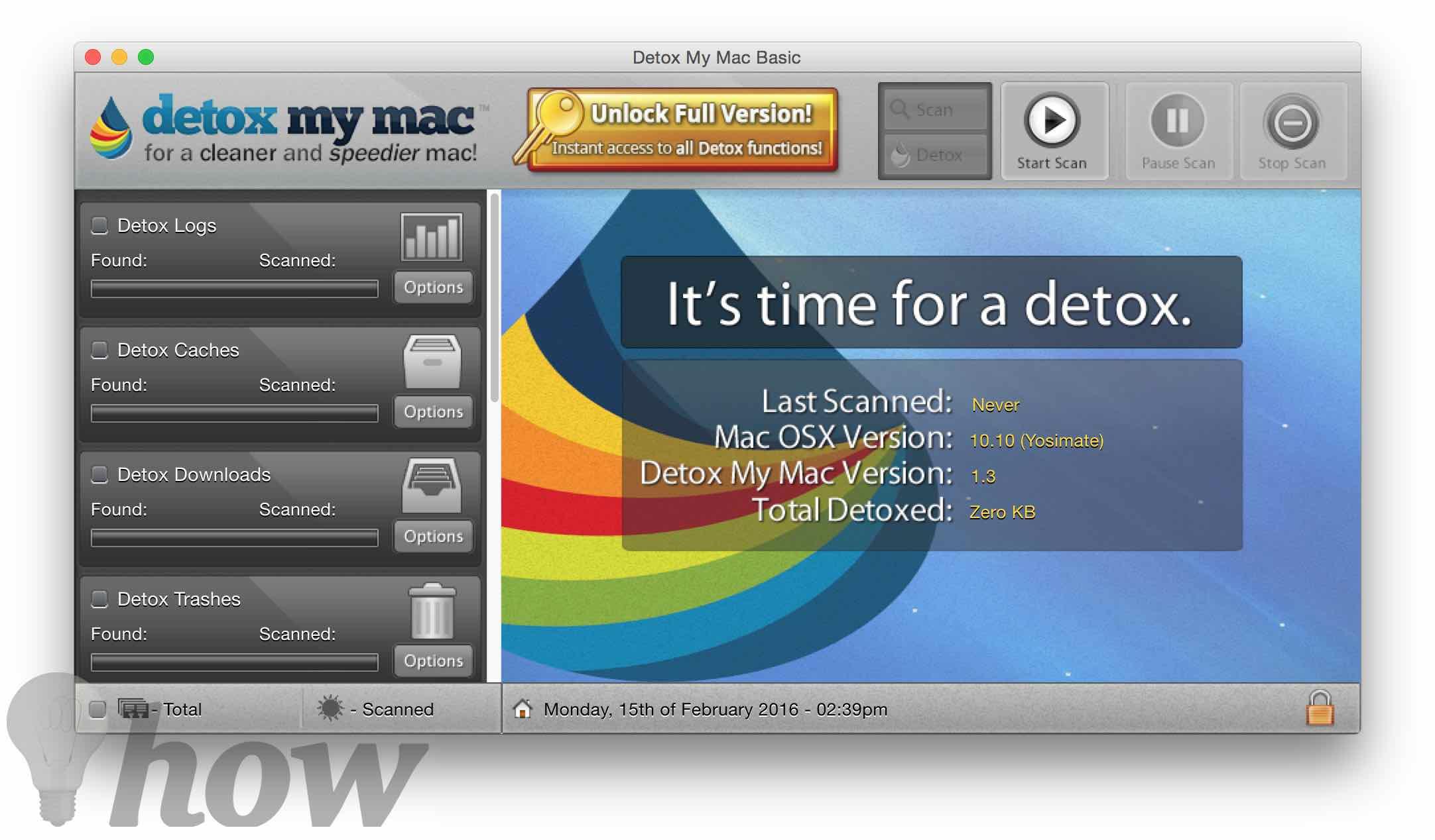 DetoxMyMac