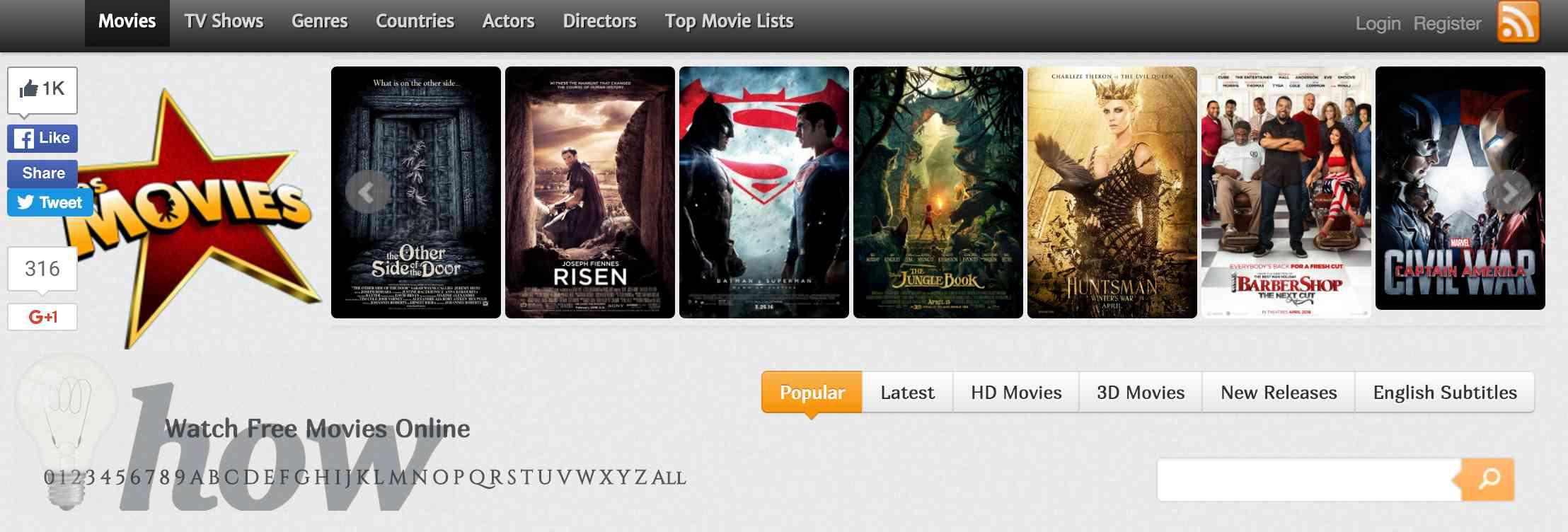 Best Movie Stream Sites