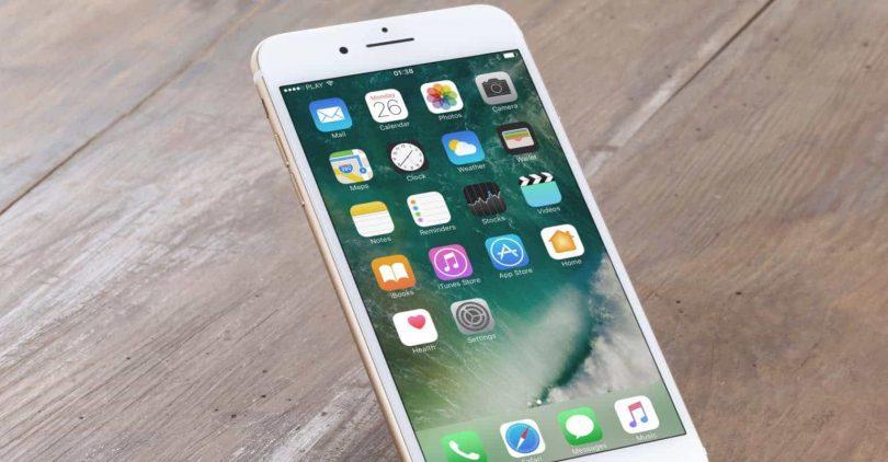 show battery percentage iphone ipad