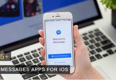 iMessages app