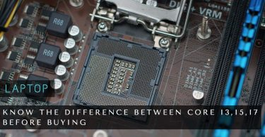 Intel Core I