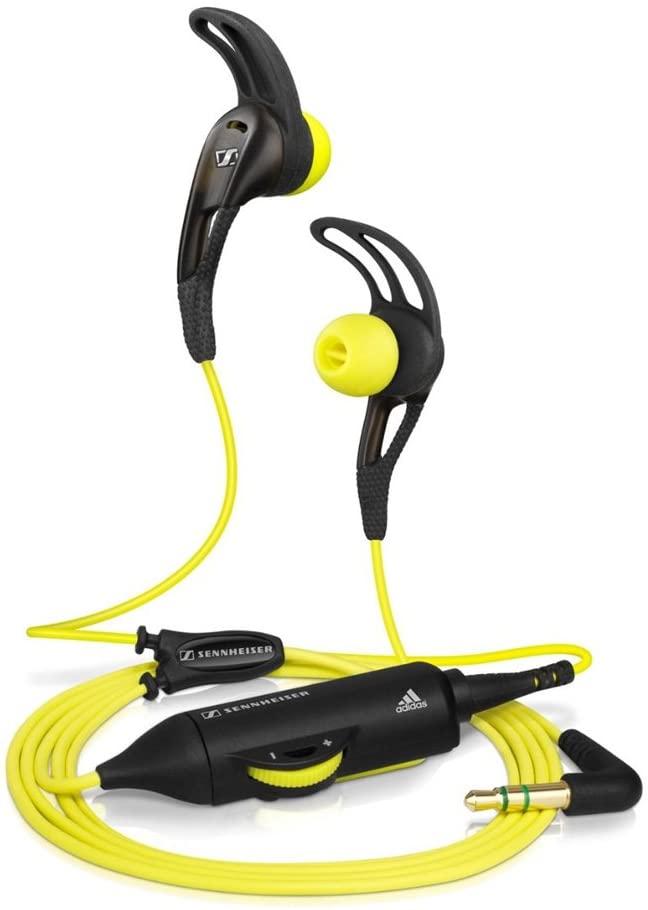 Sennheiser CX 680 Earfin In-Ear Adidas Sports Headphones