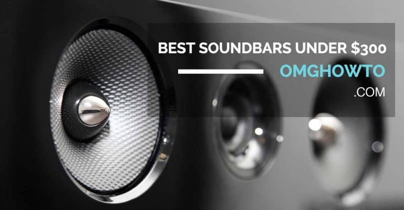 Soundbars Under 300