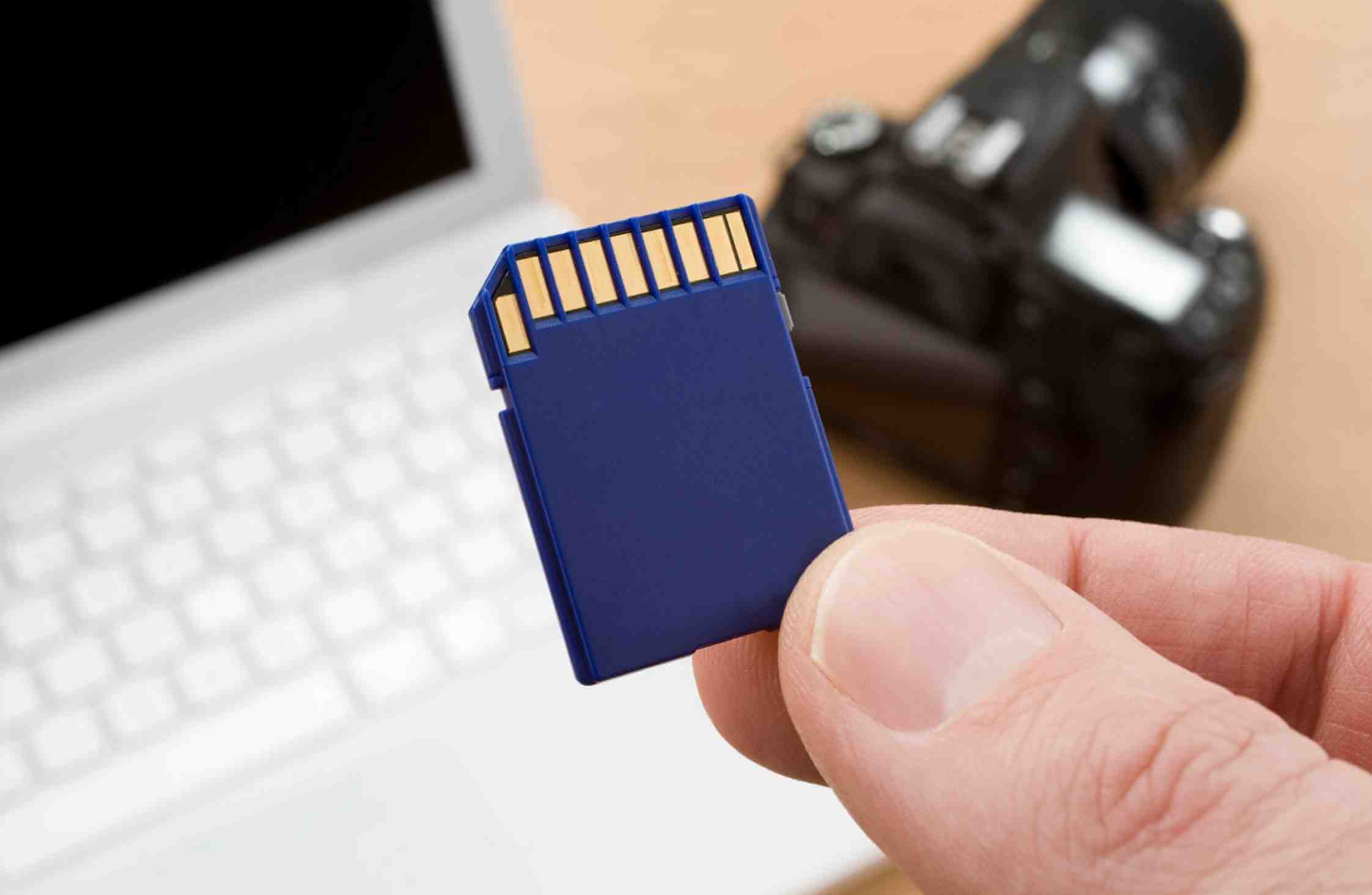 Troubleshooting SD Card Memory Card Problems on Macbook