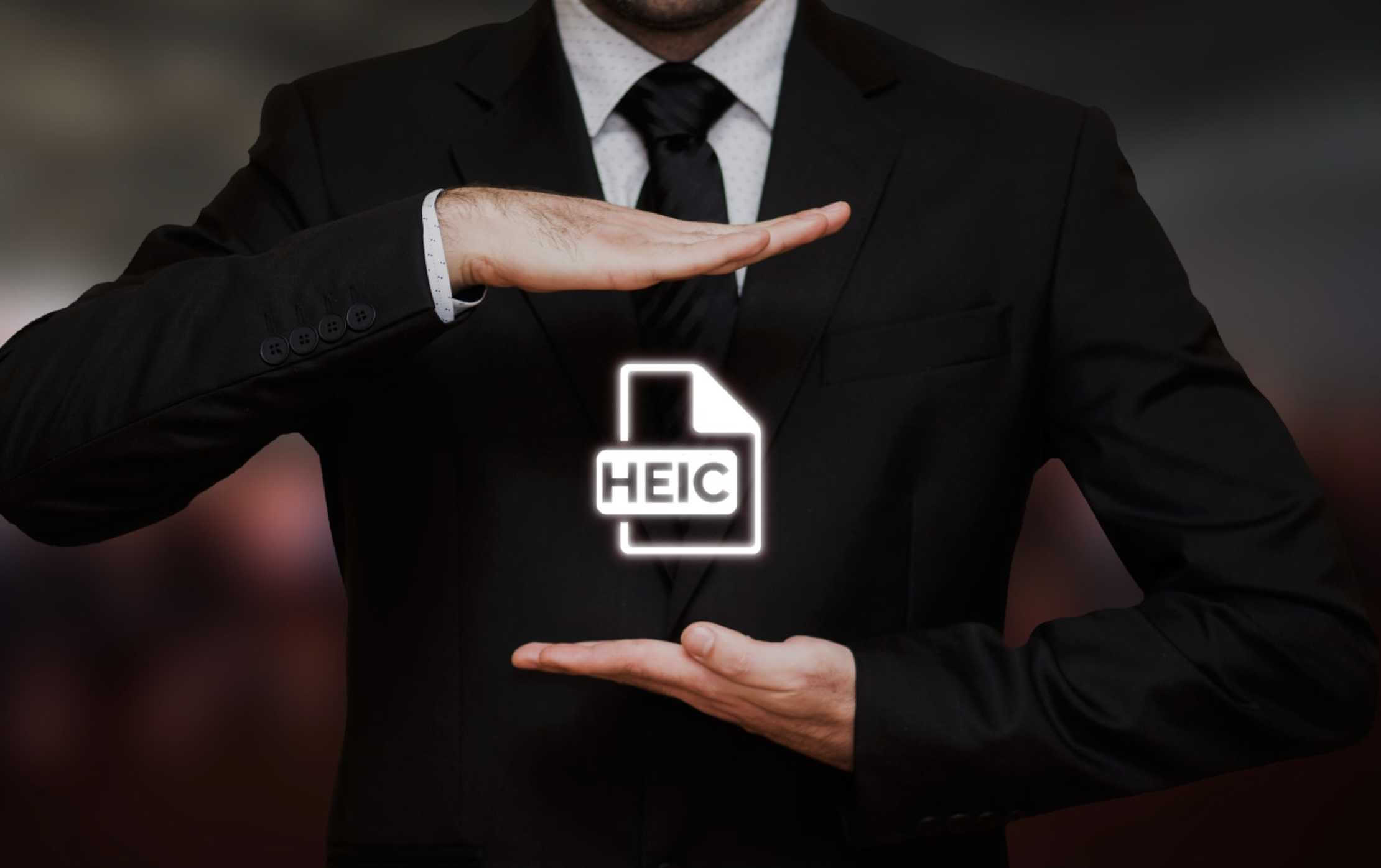 What is an HEIC file