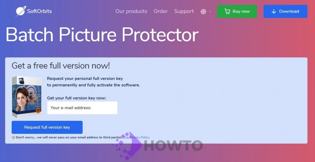Batch Picture Protector