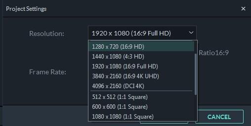 4k editting video