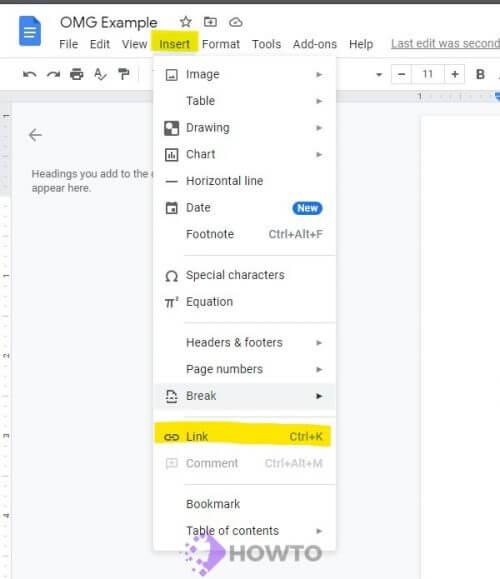 Insert PDF File Into Google Docs