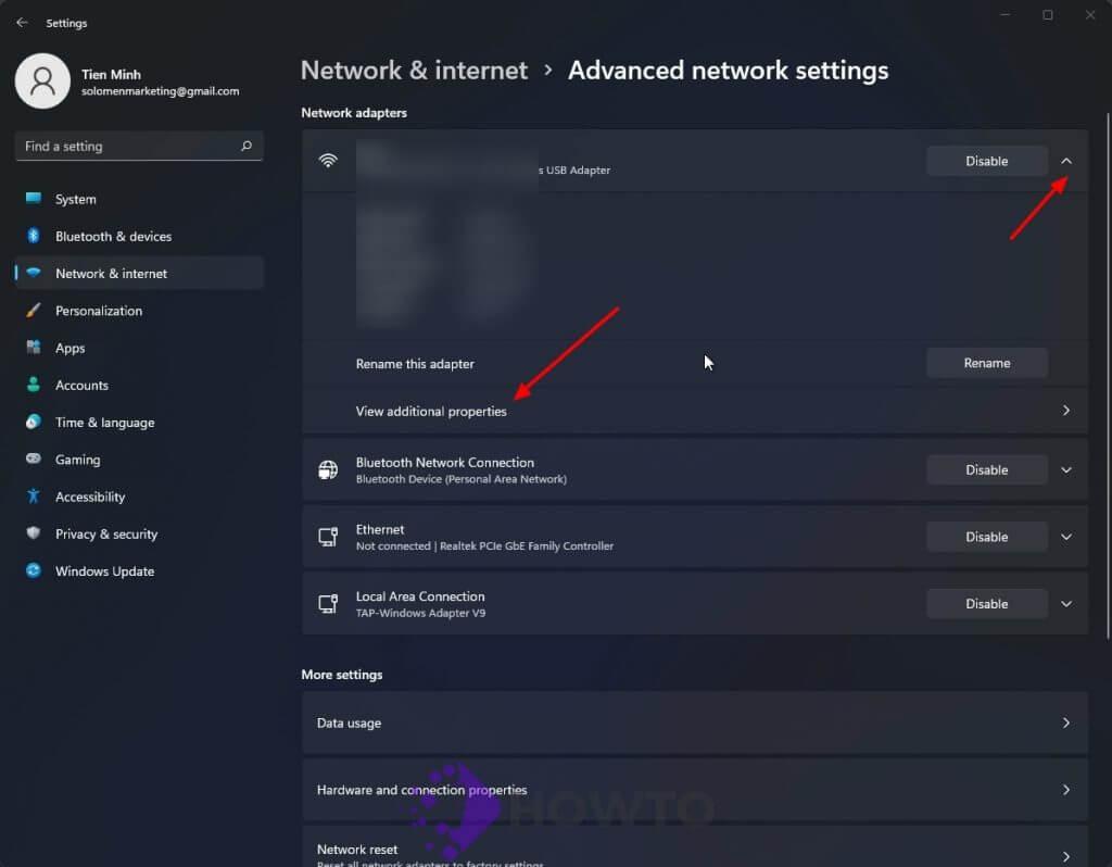 Change DNS Settings on Windows 11