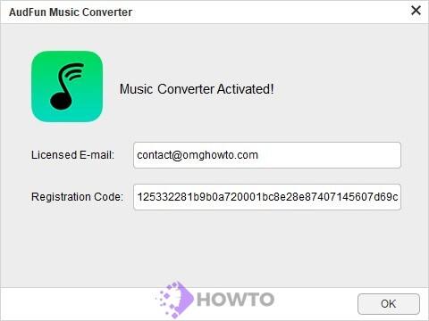 AudFun Music Converte