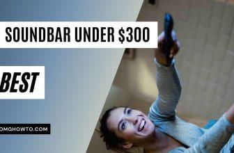 soundbar under 300