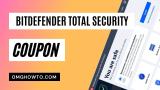 Bitdefender Total Security Coupon Code 50% Off   Free License