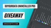 DoyourData Uninstaller Pro Coupon Code 50% Off | Free License