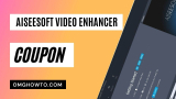 Aiseesoft Video Enhancer Coupon Code 50% Off   Free License